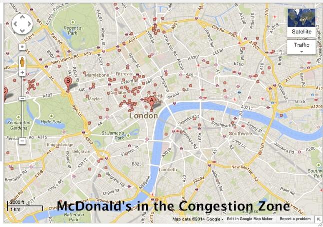 McDonalds Locations
